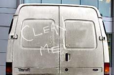 Clean-me-van